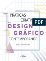 Praticas criativas design gráfico contemporâneo