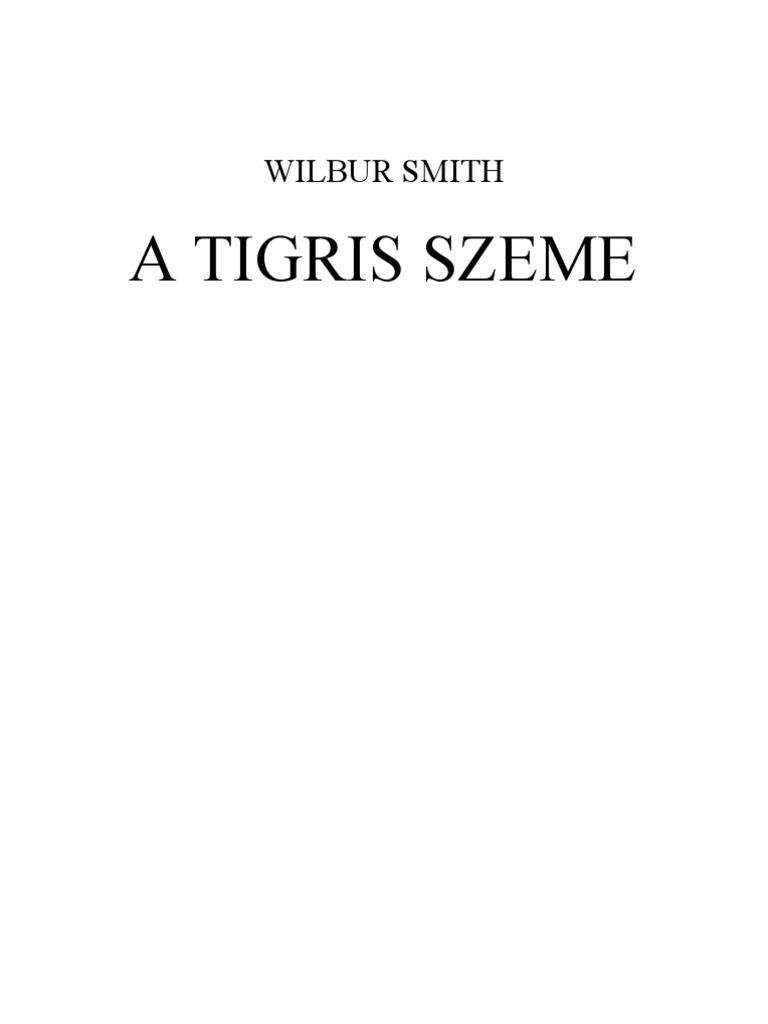 Smith Wilbur a Tigris Szeme Hu Rtf 86dfa229d0
