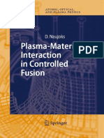 Naujoks D. - Plasma-Material Interaction in Controlled Fusion - 2006