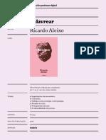 Manual do professor TODAVIA - Pesado demais para a ventania E Palavrear.pdf