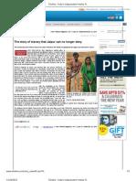 Tehelka - 25 Dec 2010 - The Story of Slavery That Jaipur Can No Longer Deny
