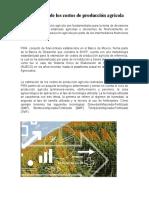 FIRA Estimación de los costos de producción agrícola