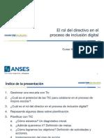 GVIRTZ El Rol Del Directivo en El Proceso de Inclusión Digital