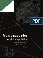 monstruosidades estetica e politica