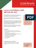 E-mail Security (SaaS)