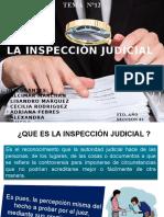 INSPECCION JUDICIAL