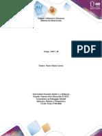 Actividad 3 Informe General de observación.