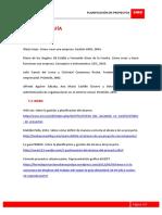 PP.Bibli (Planificación de Proyectos. Bibliografía)