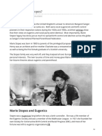 Concise Marie Stopes
