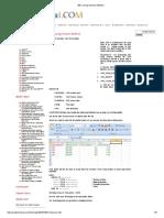 BDC using Session Method P1