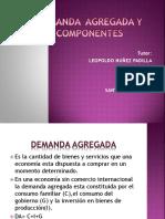 DEMANDA AGREGADA LEO RESUMEN ESAP 1