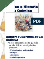 1. Origen e Historia de la Química