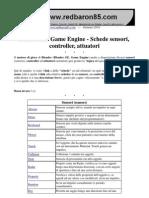 Blender 25 Schede Sensori Controller Attuatori Unico PDF