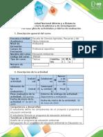 Guía de actividades y rúbrica de evaluación - Paso 5 - Ejecución.docx