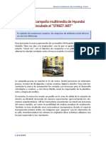 02. Casos. Street Marketing, Marketng de Guerrilla, Marketing Sensorial