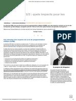 Directive NIS 2_2 _ quels impacts pour les entreprises
