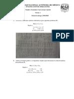 Serie Ejercicios de programación lineal
