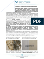 SOLUCIONES Y APLICACIONES DE PURIFICACIÓN DE AIRE ACONDICIONADO