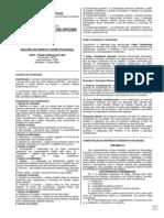 Apostila Simplificada - Direito Constitucional - CFO - Prof Telmo