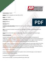Nota tecnica - Procedimiento Reforma Sensor de Temperatura refrigerante motor EP6