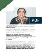 Biografía de Carlo Mejia Godoy