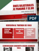 Relaciones bilaterales entre panamá y EEUU