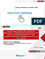 Dia 3 - Monitoreo - Febrero 2020 - Directivos