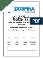 PLAN DE CALIDAD TERRA GRANDE REV 00