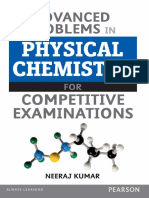 (IITJEE IIT JEE Chemistry) Neeraj Kumar - Advanced Problem in Physical Chemistry for Competitive Exams IIT JEE main and advanced Neeraj Kumar Pearson-Pearson (2019).pdf