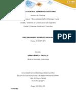 Informe de práctica de las unidades 1, 2 y 3_Cristhian González_Grupo 201106A_474