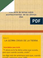 1. La ultima crisis de la tierra.ppt