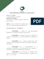 Oficio 5-2020 - TSE - Cota de Genero Nas Listas Triplices Dos Tribunais Regionais