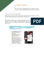 U6 - 2 Código de Ética Del Contador Ecuatoriano