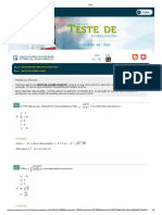 Teste 2