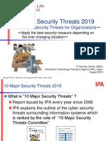 10 Major Security Threats 2019.pdf