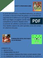 TÉCNICA  DE FOOTBALL AMERICANO