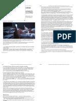 Siete hallazgos cruciales de investigación que pueden ayudar a las personas a lidiar con COVID-19