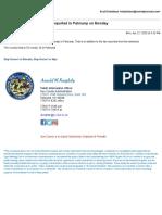 Nye County Second Corona Update 4-27-2020