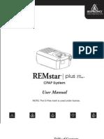 User Guide Rem Star Plus