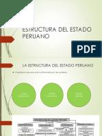 ESTRUCTURA DEL ESTADO PERUANO (1)..t