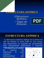 Estructura Atómica. Clase 1. Nueva.