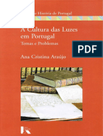 A Cultura das Luzes em Portugal