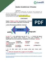 LENGUA CASTELLANA - SEGUNDOS - ACTIVIDAD ACADÉMICA VIRTUAL.docx