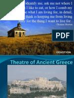 GREEK Theatre fall 2019