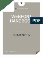 [sachit.net]Webfont Handbook
