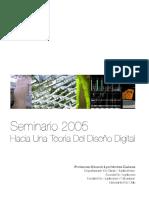 Hacia una teoría del diseño digital