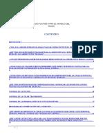 Patologías del sistema endocrino en vías viales
