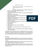 PBI PERU 2019