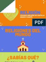 Religión Semana 4