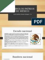 SIMBOLOS PATRIOS DE MÉXICO.pptx